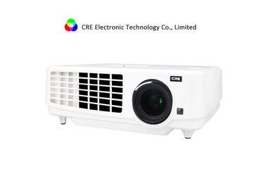 High Performance Led Data Projector Max Resolution 1920x1080 For School Teaching