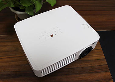 Portable 3LCD LED Home Theater Projector 1080p Built In Speaker Remote Control