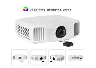 4k 3LCD 3LED Home Video Projector With Bluetooth 3D Technology High Resolution