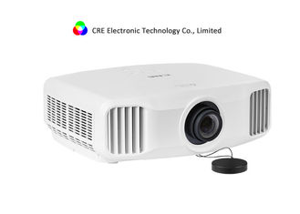 Android 5.1 3LCD LED Projector Support 4K Input , High Definition Video Projectors