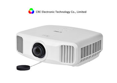 Portable 3LCD 3LED Projector 1920*1200 , 4K 3D Smartphone Android Projector
