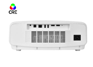 China 4K Short Throw 3LCD WIFI LED Projector For Home / Education Use 4096x2160 supplier