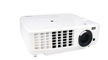China Native 720p 3800 Lumens Video LED Projector With USB HDMI Android For Class Teaching supplier