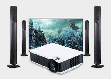 China LCD 800x480 Mini LED Projector For Kids Game Gift Support 1080p 1000 Lumens supplier