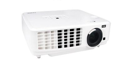 China HD Lightweight 3LCD 3LED Projector Lower Noise For Education Classroom Teaching supplier