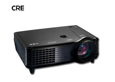 1500 Lumens 120 Inch Screen Projector Native 800x480 Support 1080P Multi Language