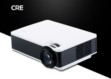 Full Sealed Dustproof Android Smart Portable Projectors Support 1080P Rohs Projector