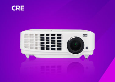 High Performance  Multimedia Mini Led Projector , Portable Multimedia Projector