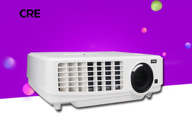 RGB HD 3LED 3LCD Android Led Projector , Portable Smart Projector CRE X1800 Tablet