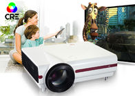 China Universal HDMI 720P 1280x800 Projector , Commercial 3D LED Projector CRE X1500 company